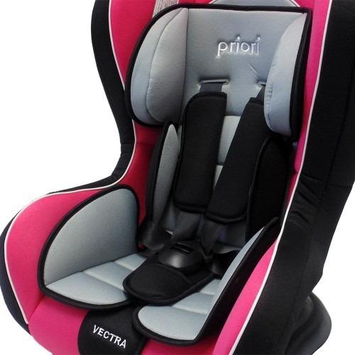 silla para carro bebe 0+ 4 posiciones de reclinación priori