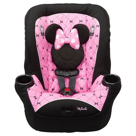 Silla para carro bebe disney convertible apt 40 minnie for Sillas para carro