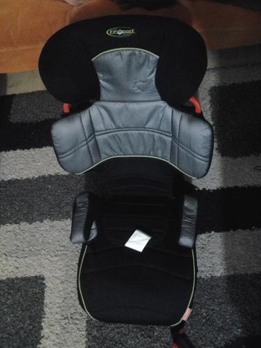 silla para carro marca fischer praice como nueva
