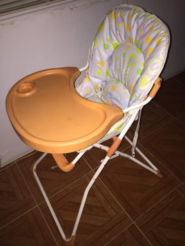 silla para comer bebé