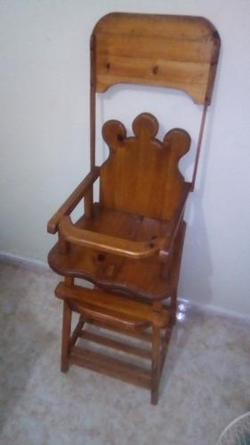 silla para comer bebe