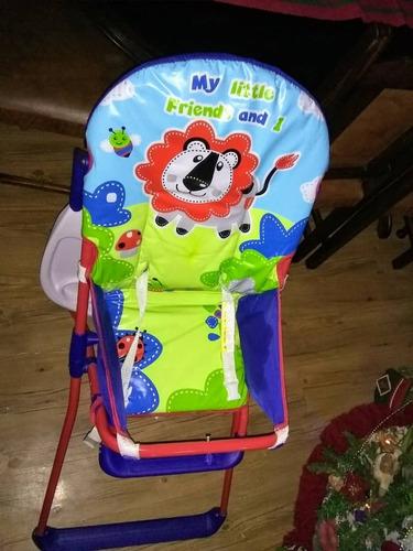 silla para comer bebés