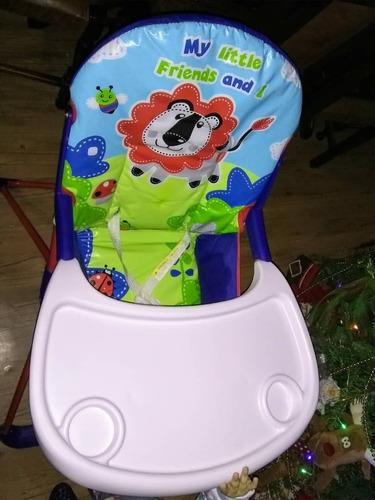 silla para comer de bebés
