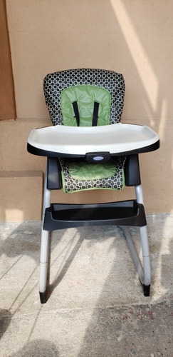 silla para comer graco
