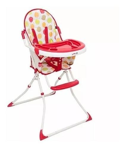 silla para comer love 641 plegable, super oferta!!