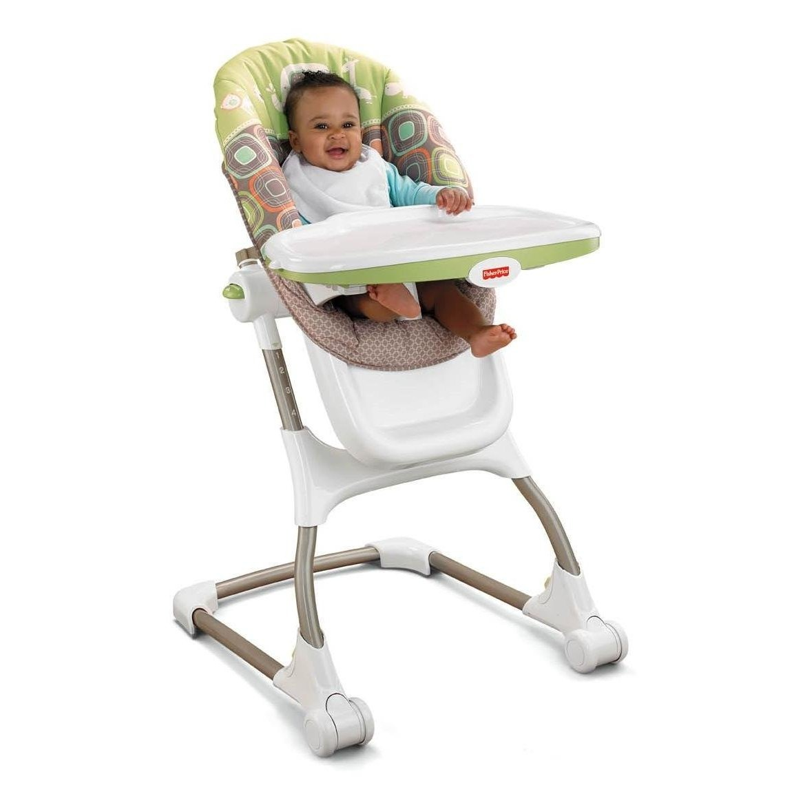 Silla para comer periquera fisher price coco sorbet bebe for Silla fisher price