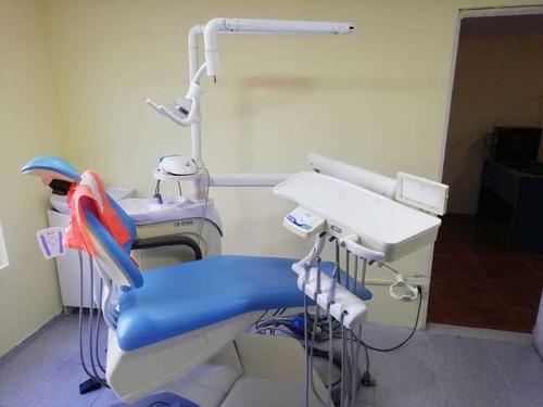 silla para dentista funcionando al 100%