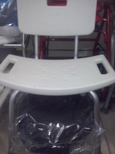 silla para ducha sin brazo
