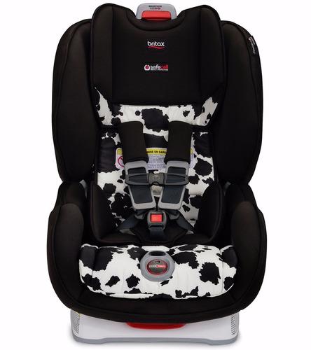 silla para el coche britax marathon  reclina vaca cowmooflag