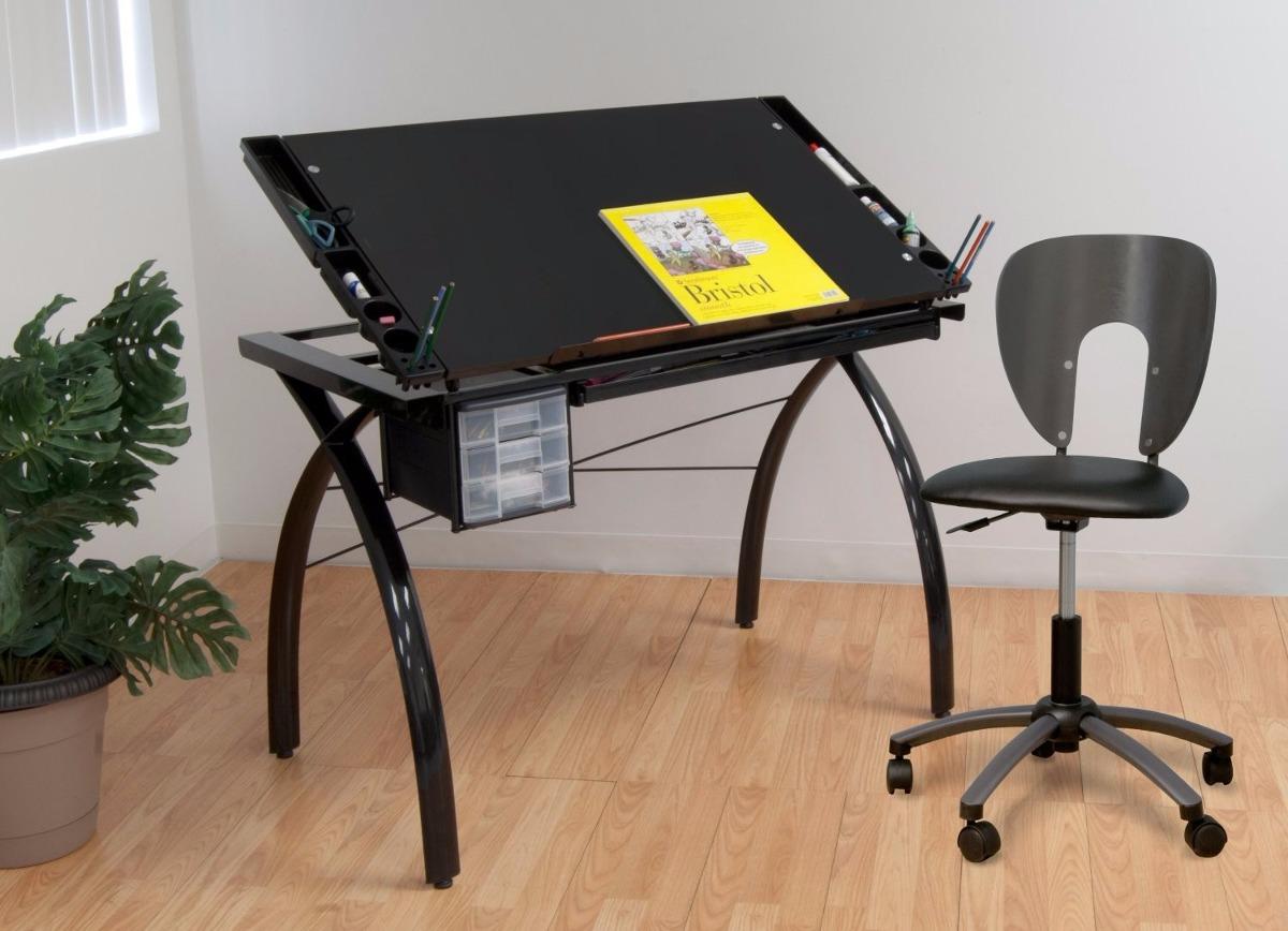 Silla para escritorio ergonomica elegante color gris for Silla escritorio ergonomica