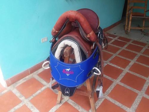 silla para montar a caballo