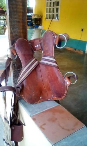 silla para montar caballo