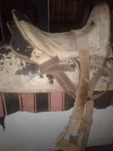 silla para montar caballos, coleo y paseo