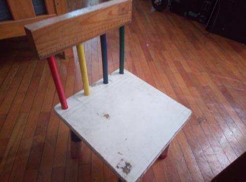 silla para ninios