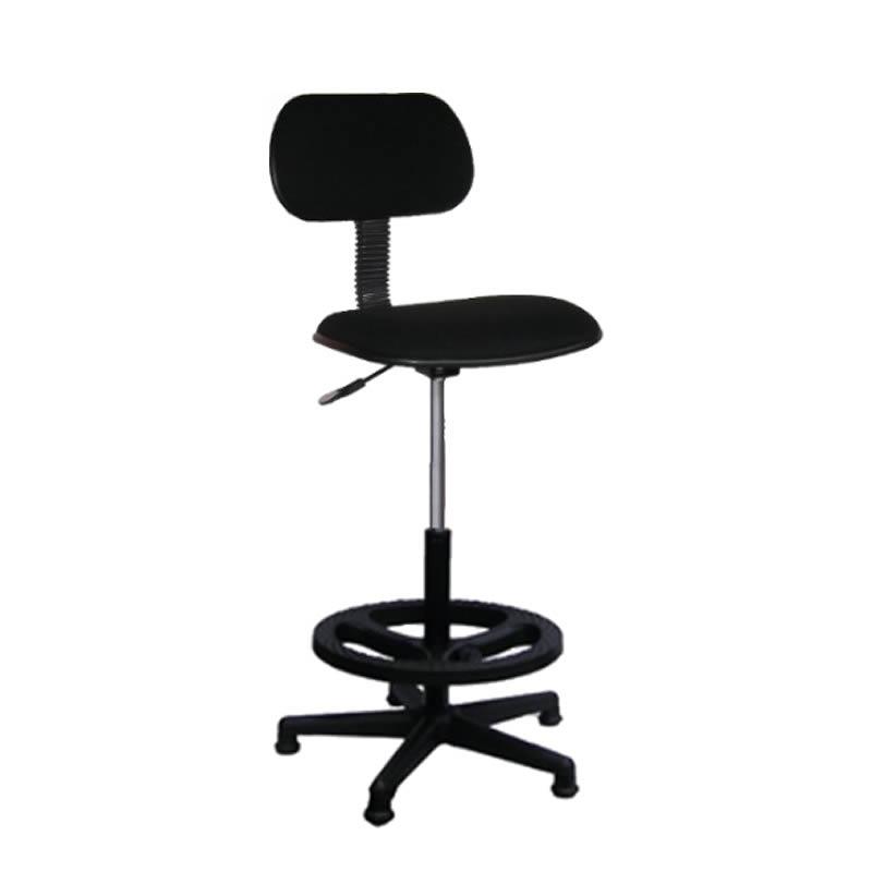 Silla para oficina ads cajera modelo basica color a for Modelos de sillas para oficina