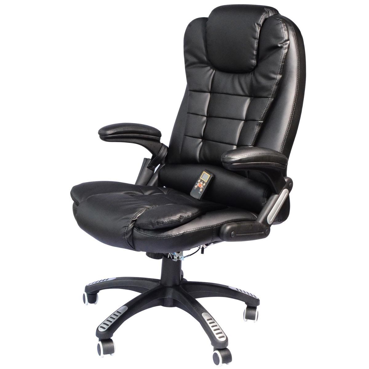 Silla para oficina masajeadora ergon mica 4 en for Precios sillas giratorias para escritorio