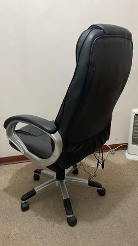 silla para pc con masajeador