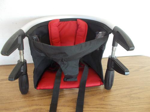 silla para pic nic para comer bebes plegable   #a291