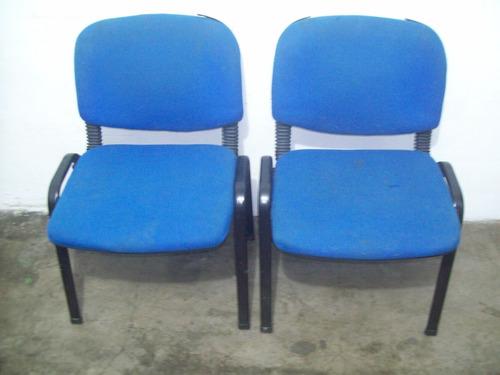 silla para sala de espera