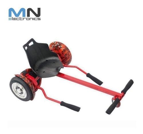 silla para scooter smart balance hoverboard colores