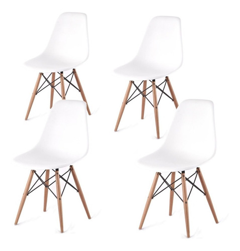 silla paris (original) bulk premium patas madera