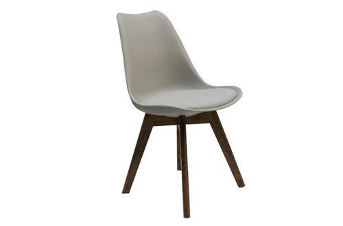 silla paula gris claro këssa muebles