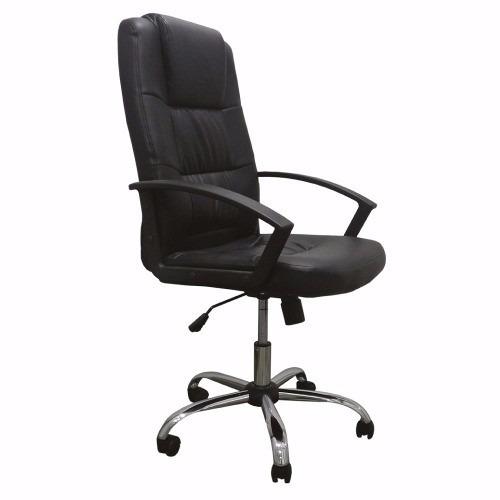 Silla pc sill n ejecutivo de escritorio con base for Sillas comodas para pc