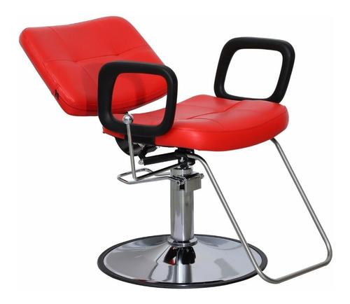 silla peluquería estetica salon hidráulica reclinable nr