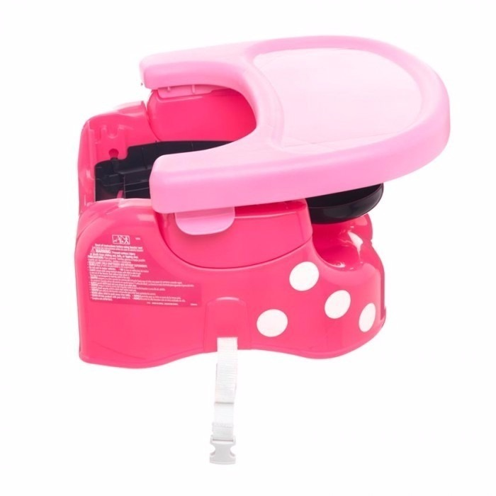 Silla periquera booster disney minnie mouse summer 639 for Silla antireflujo