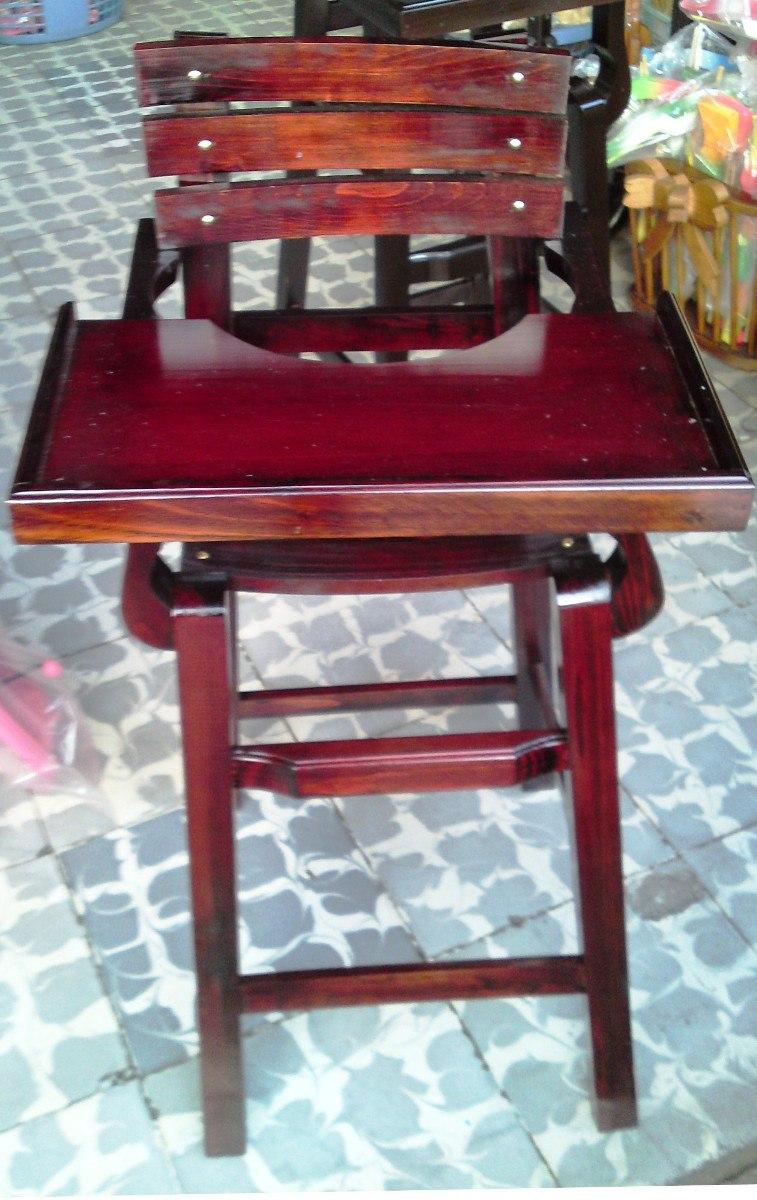 silla periquera de madera para bebes y ni os peque os