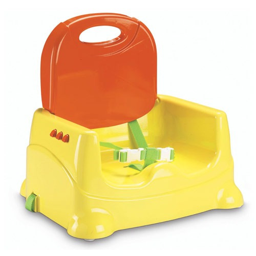 Silla periquera fisher price silla de refuerzo amarilla for Silla fisher price