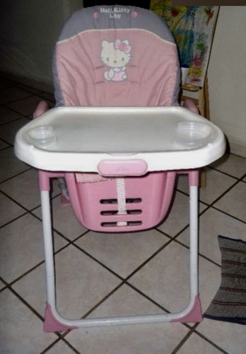 silla periquera hello kitty