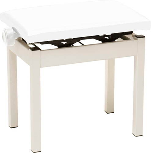 silla piano korg pc300 blanco