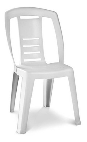 silla plástica kaffee 88 x 55.1 x 50.2cm g p