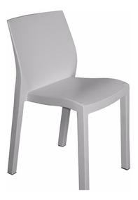 Mascardi Blanca Plastica Apilable Oferta Paris Super Silla POiTkZuX