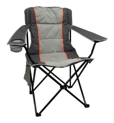 silla playera camping plegable 150kg xxl confort ecology