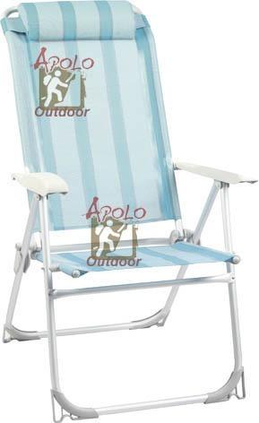 Plegable Reclinable Playera Almohada Aluminio Silla Waterdog xCBeQrdoW