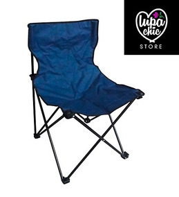 Camping Campamento Silla Azul Plegable Playa O8n0wPXNkZ
