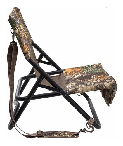 silla plegable browning para cacería cocono o camping b4u