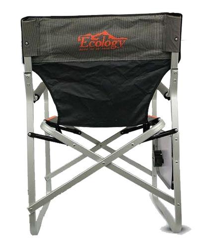 silla plegable camping playa ecology alulite