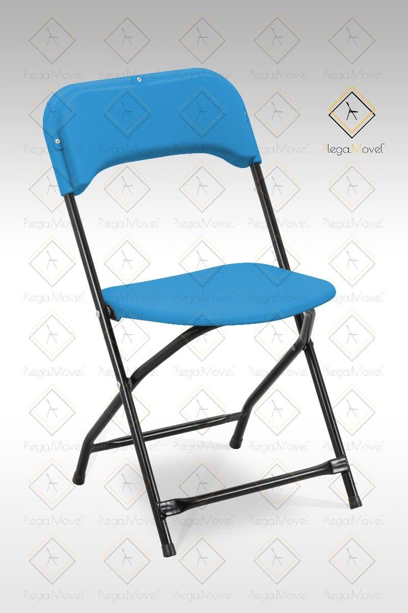 Silla Azul Rey Fiestas Plegable Plástico Infantil Duro nvNOP8wy0m
