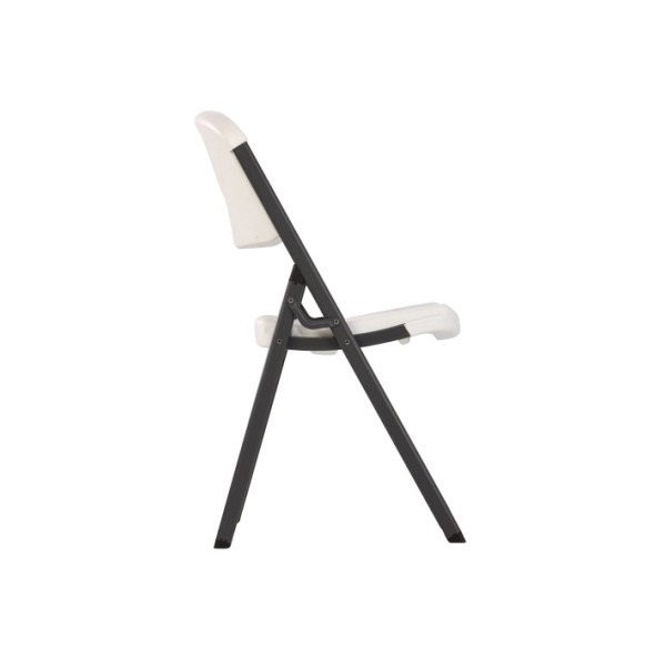 Silla plegable lifetime en mercado libre for Silla plegable blanca