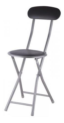 Silla Metal Comodo Plegable D9wehi2y Asiento Tapizado Ea Hogar Diseño K1TlJcF