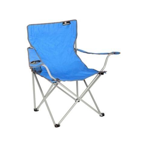 Portavasos Azul Silla Para Klimber Con Camping Plegable CxrdeBWo