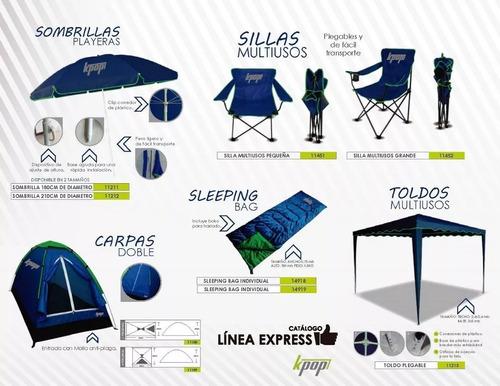 silla plegable pequeña de lona para camping/playa k-pop