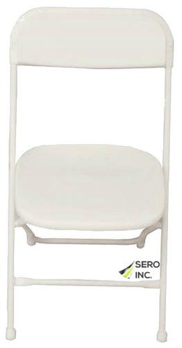 silla plegable plástico
