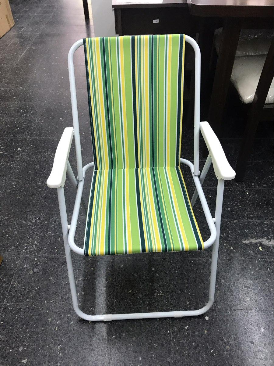 Fabrica de sillas plegables perfect silla plegable de for Oferta sillas plegables