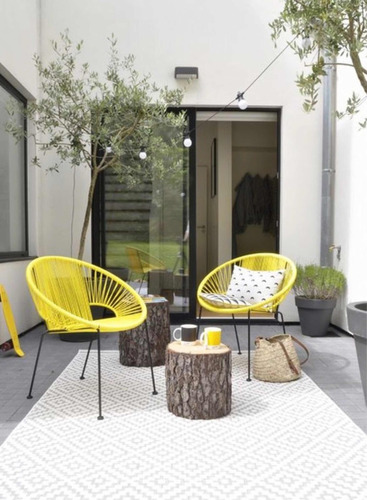 silla pomona ikal (2 piezas ) envío gratis