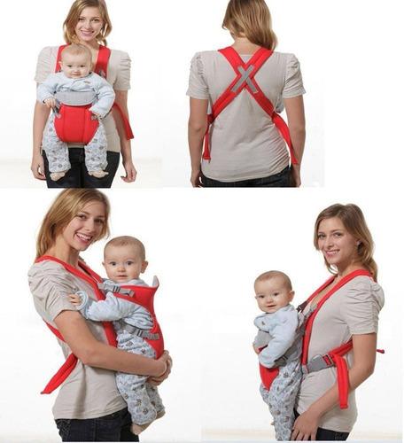 silla porta bebe carrier carga mochila sillita carguero