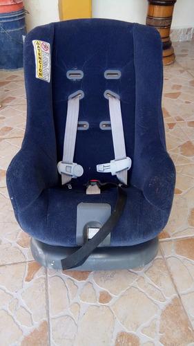 silla porta bebe carro